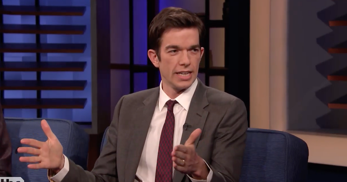 We Need This New John Mulaney Musical Sketch