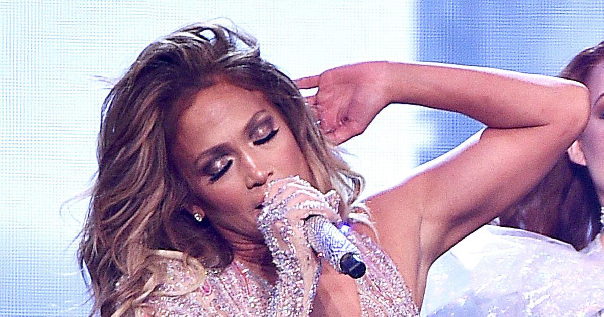 J-Lo Bestows Celebratory Lap Dance to Soccer Champion Carli Lloyd