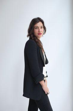 Christine Messineo of the Bortolami Gallery.