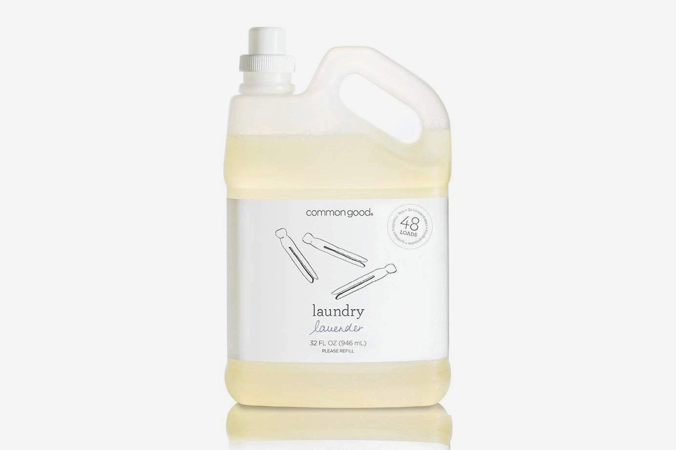 Common Good Laundry Detergent