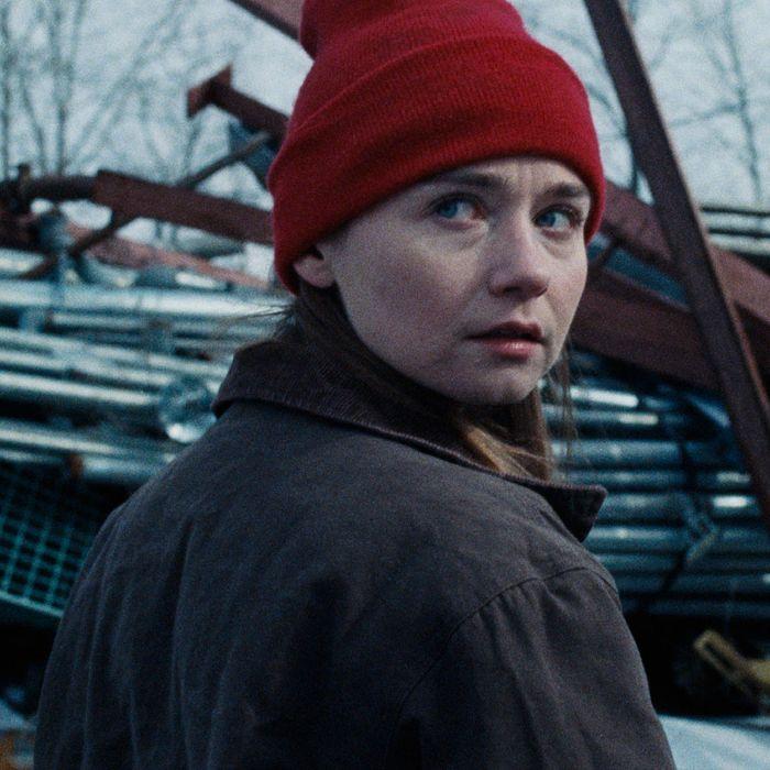 Jessica Barden in Holler.
