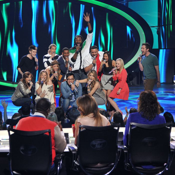 AMERICAN IDOL: The Top 13 perform in front of the Judges on AMERICAN IDOL airing Thursday, March 8 (8:00-9:00 PM ET/PT).