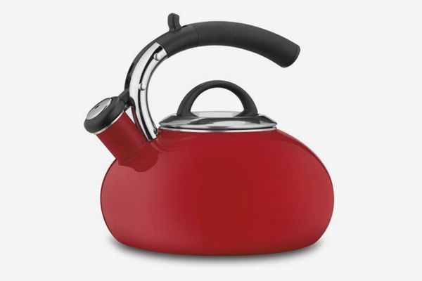 Cuisinart Prodigy 2 Qt. Tea Kettle-Red