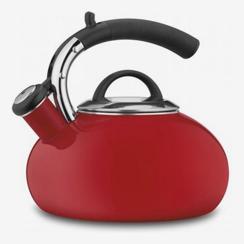 Cuisinart Prodigy 2 Qt. Tea Kettle-Red