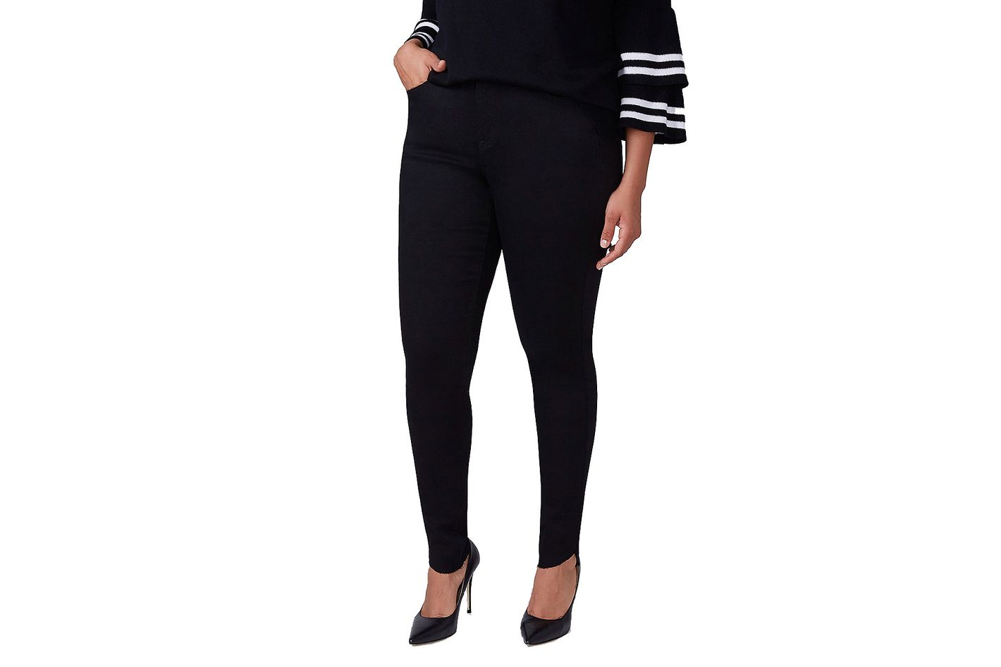 Lane Bryant Super Stretch Skinny Jeans with Power Pockets