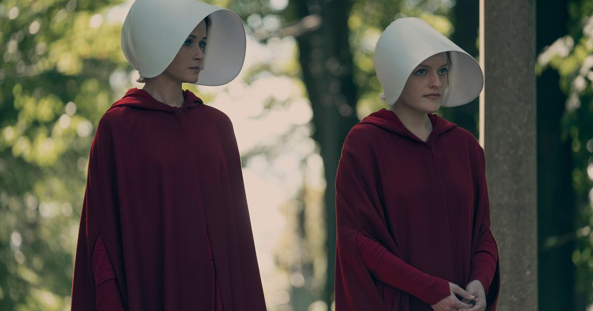 the handmaid u2019s tale series