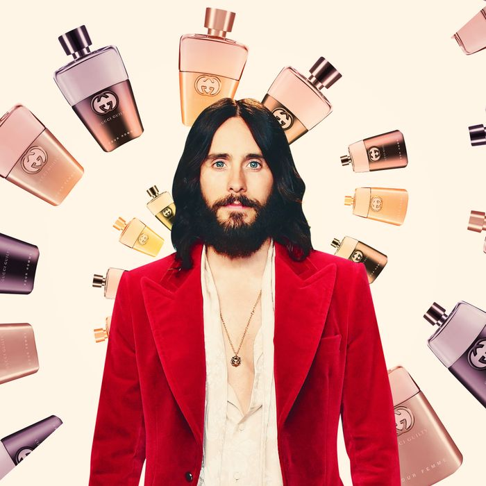 Jared Leto On His Favorite Scents L A And Gucci Guilty