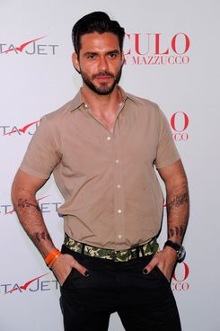 "MIAMI, FL - DECEMBER 02:  Lorenzo Martone attends Andy Valmorbida, Jimmy Iovine, And Sean ""Diddy"" Combs, Celebrate Culo By Mazzucco, Presented By VistaJet at Mr. Chow's on December 2, 2011 in Miami, Florida.  (Photo by Andrew H. Walker/Getty Images for Andy Valmorbida)"