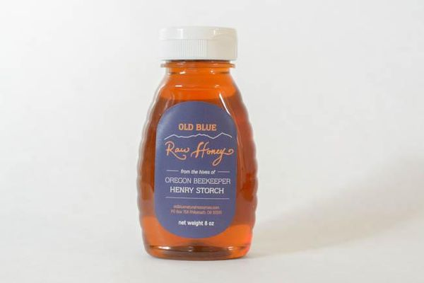 Old Blue Raw Honey Meadowfoam Honey