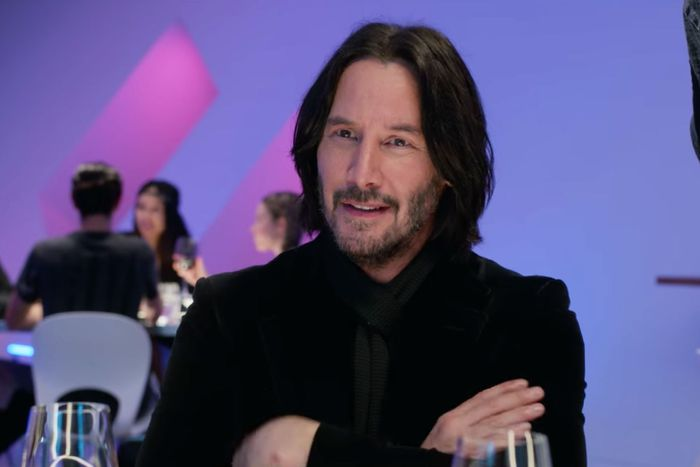 Always Be My Maybe's 'I Punched Keanu Reeves' Song Lyrics