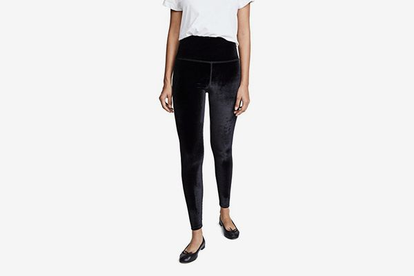 Beyond Yoga Velvet High Rise Leggings