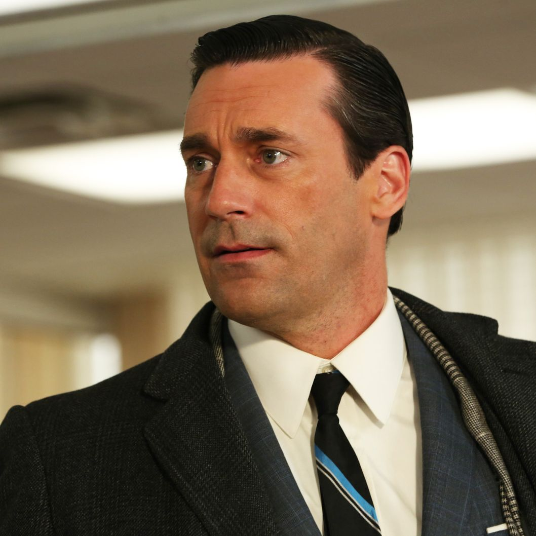 Don Draper (Jon Hamm) - Mad Men - Season 6, Episode 2 - Photo Credit: Michael Yarish/AMC