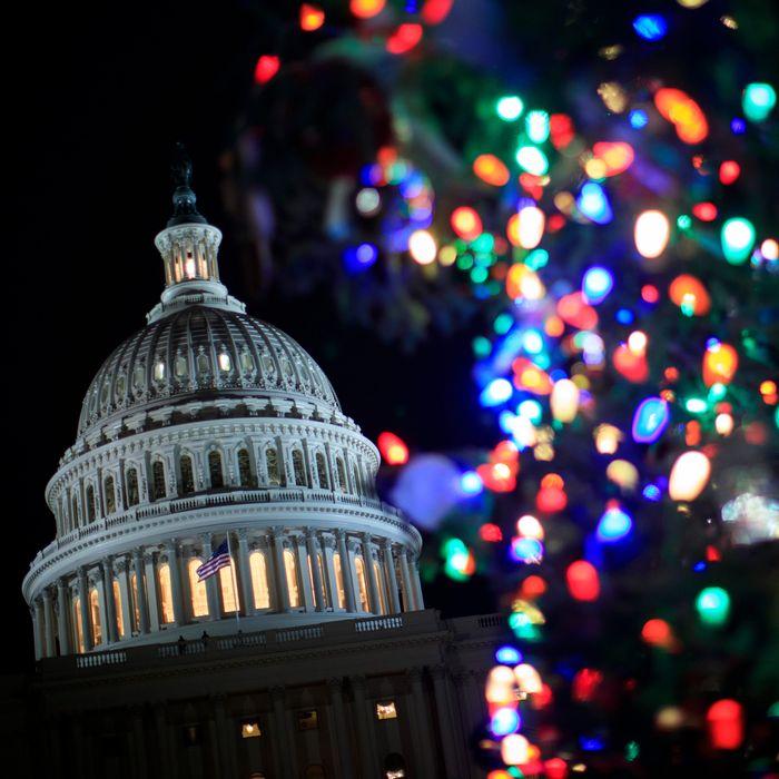 Christmas Joy Cast  2020 D.C.'s Jam packed December: Impeachment, IG Report, Shutdown