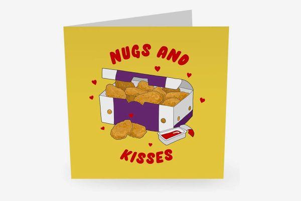 Central 23 - Valentine's Anniversary Card