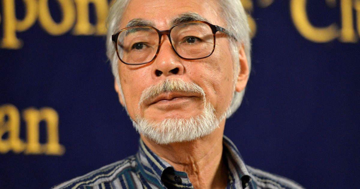 Hayao Miyazaki Is Calling It Quits ... on Retirement