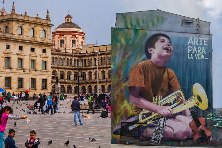 Tour Murales Bogota