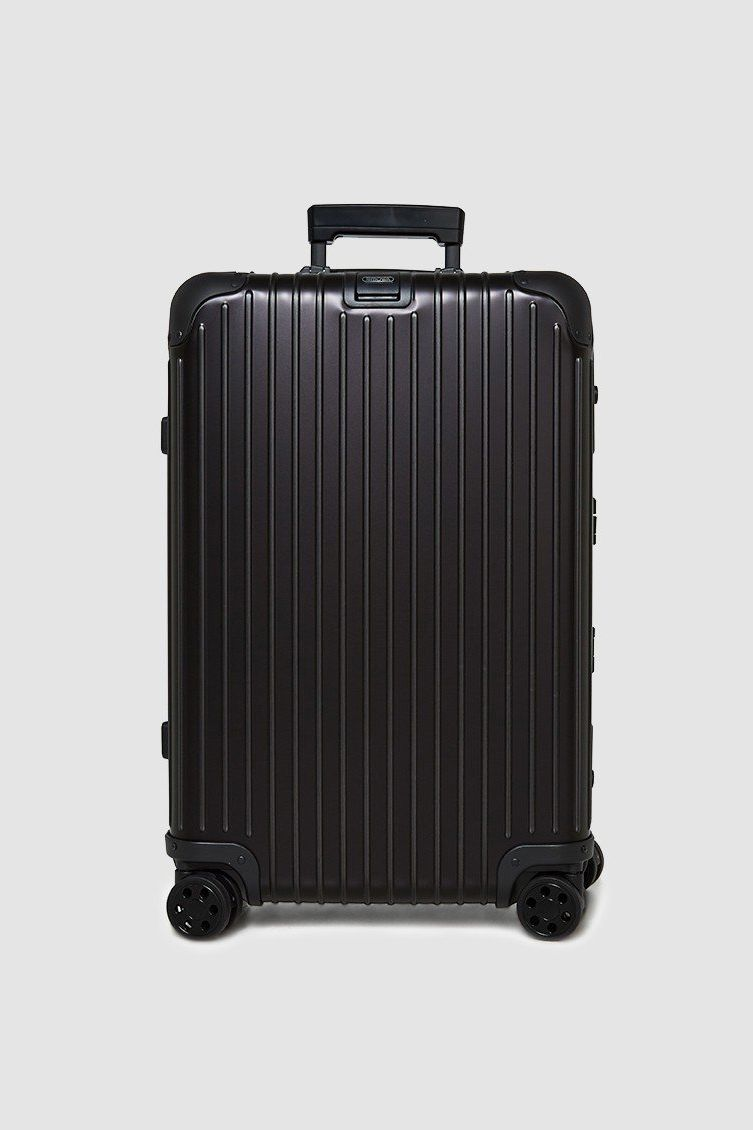 Rimowa 67L Topas Multiwheel® E-Tag Suitcase in Stealth