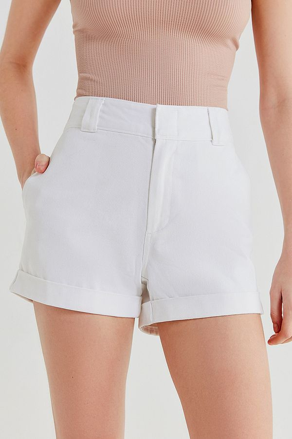 Dickies White Short