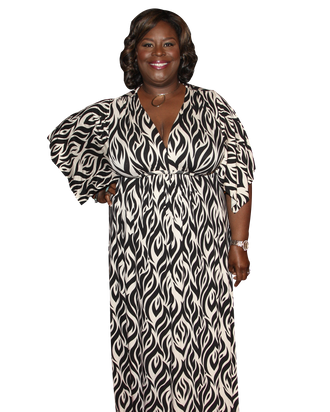 20 May 2014, Beverly Hills, California, USA --- Celebrities arrive at the 39th Annual Gracie Awards at The Beverly Hilton Hotel on May 20, 2014 in Beverly Hills, California. Pictured: Retta --- Image by ? Paul A. Hebert/Press Line Photos/Splash News/Corbis