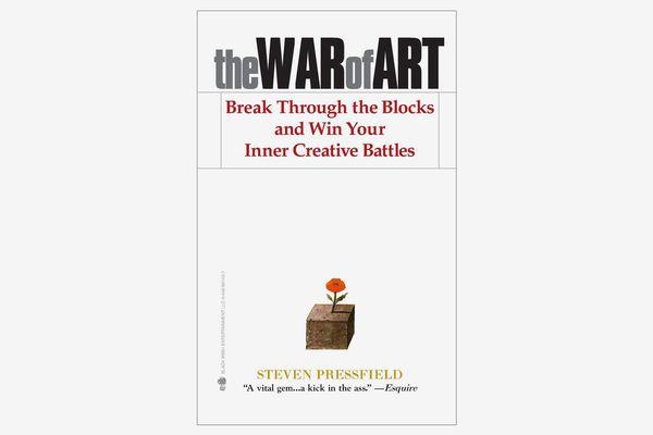 'The War of Art: Break Through the Blocks and Win Your Inner Creative Battles'