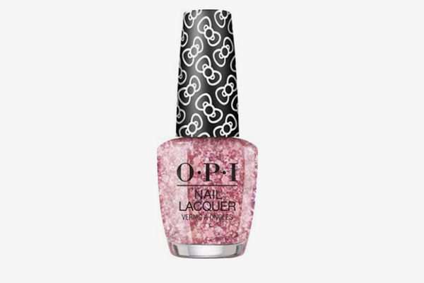 OPI Hello Kitty Nail Lacquer Collection Born to Sparkle