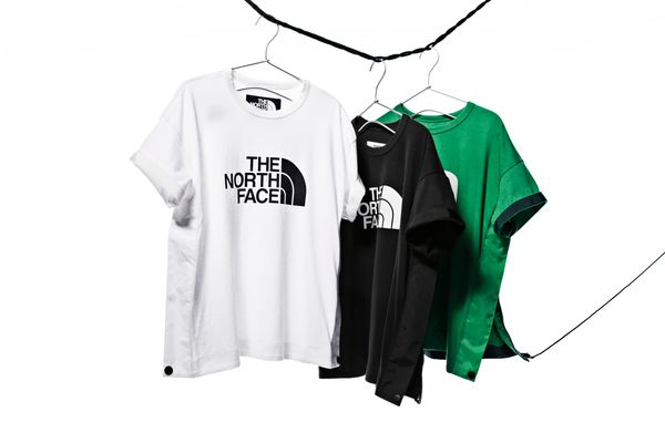 The North Face x Sacai Side Zip T-Shirt