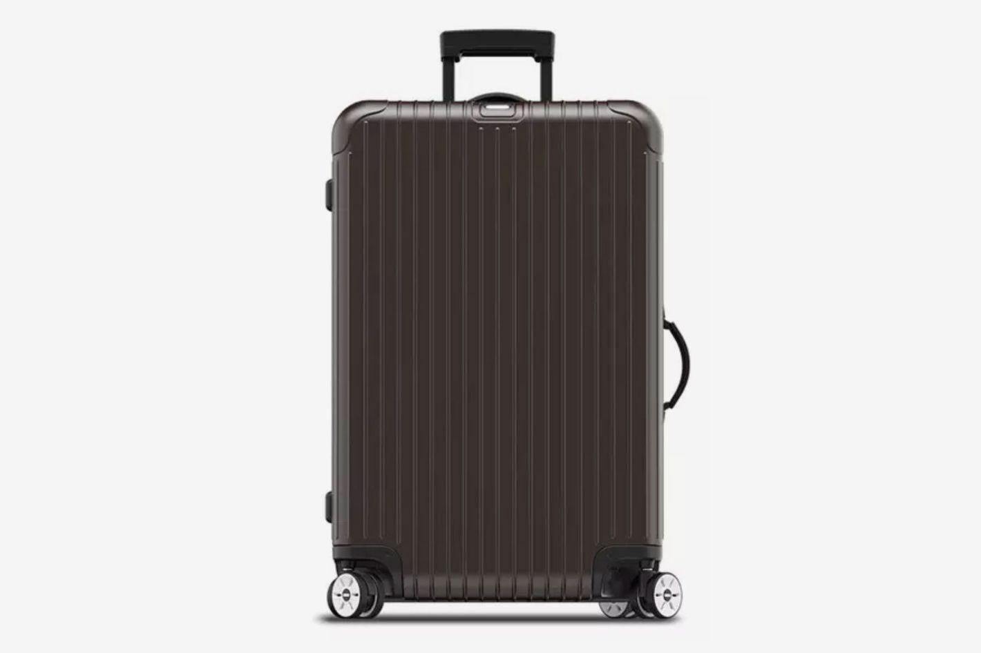 "Rimowa Salsa Electronic Tag Matte Bronze 26"" Multiwheel Luggage"