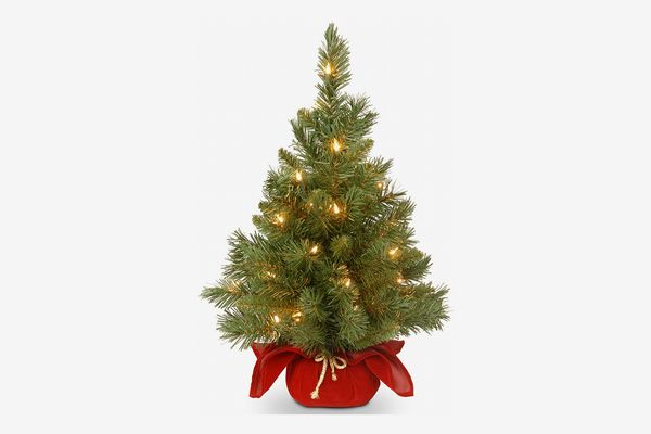 National Tree 24 Inch Majestic Fir Christmas Tree