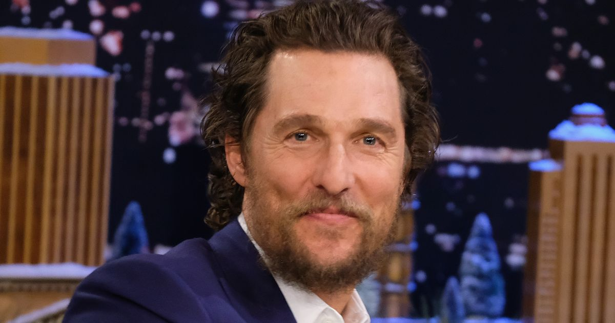 Matthew McConaughey Says We Should Embrace Donald Trump