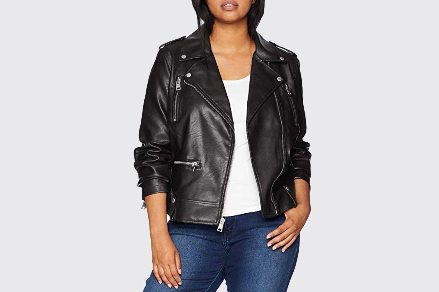 Levi's Women's Plus Motorcycle Jacket