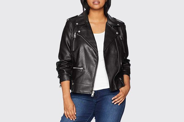 Levi's Women's Plus Motorcycle Jacket