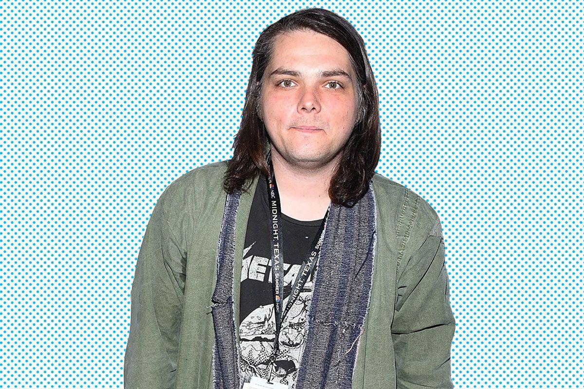 Gerard Way ( MCR vocalist) = Bulldog ? : AdmiralBulldog