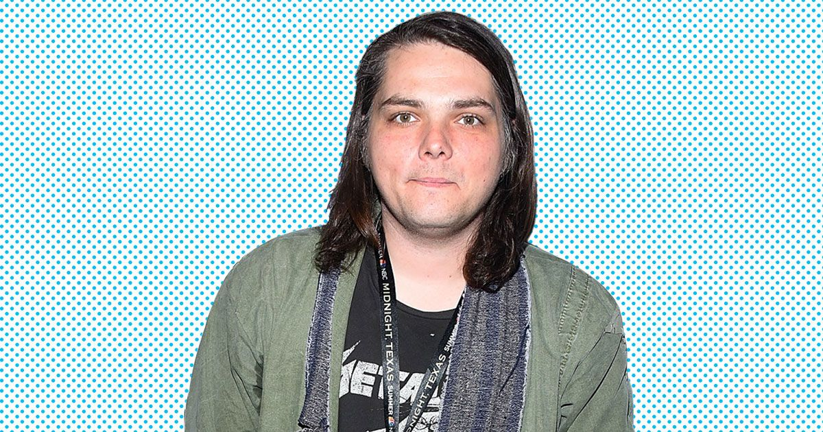 MCR's Gerard Way's Main Thing Is Writing Comics Now эллен пейдж