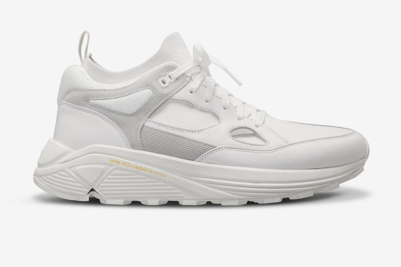 Brandblack Aura White Sneakers
