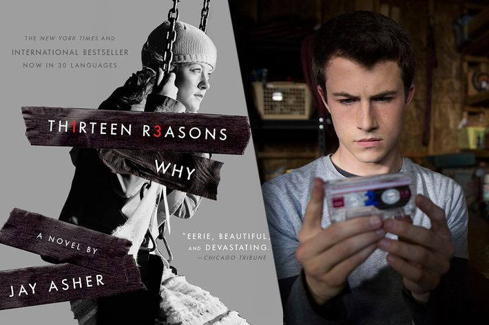 reasons why book vs the show it s been a decade since jay asher released th1rteen r3asons why a young adult novel that sparked conversations about suicide and bullying nationwide