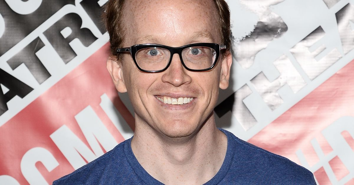 chris gethard height
