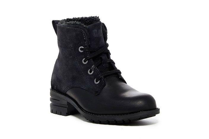 Teegan Faux Shearling Lined Boot