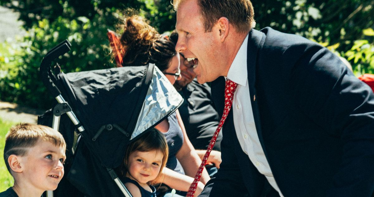 On the Campaign Trail With Andrew Giuliani