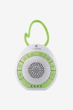 MyBaby SoundSpa On-The-Go Portable Baby White Noise Machine