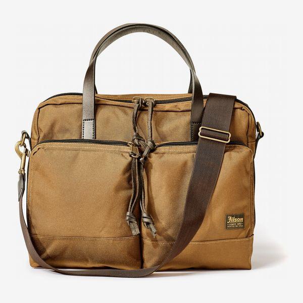 Filson Dryden Ballistic-Nylon Briefcase - 14L