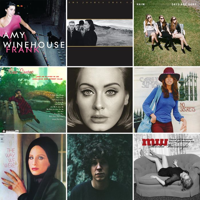 25 Songs and Albums That Inspired Adele's 25