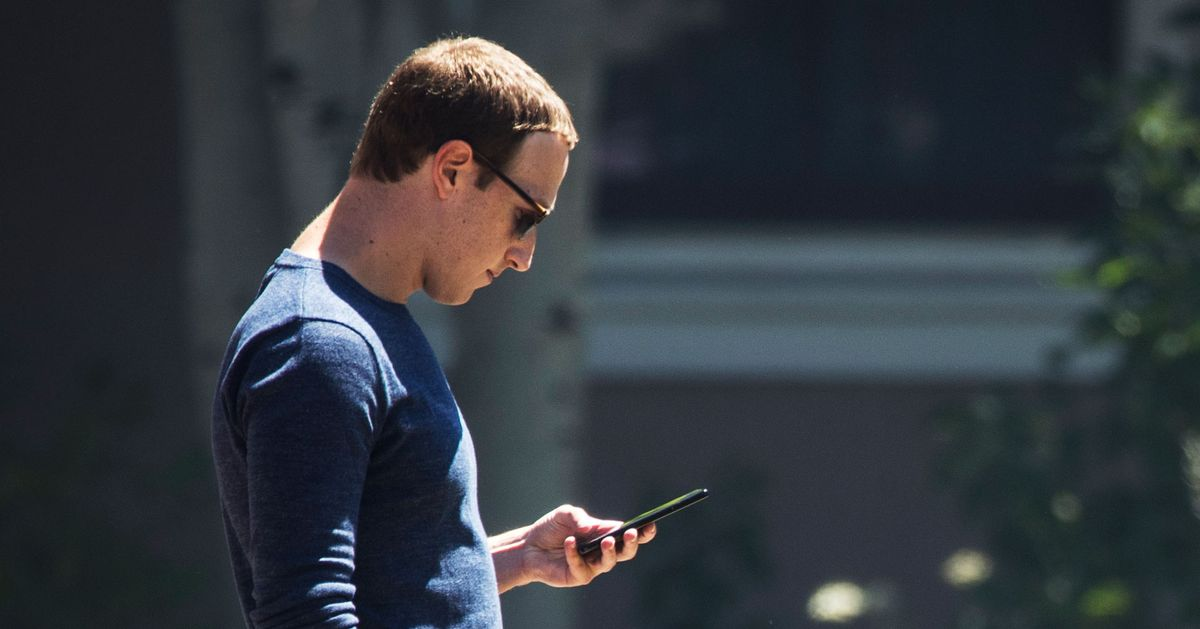 Mark Zuckerberg: 'That May Be Good for the World But It's Not Good For Us'