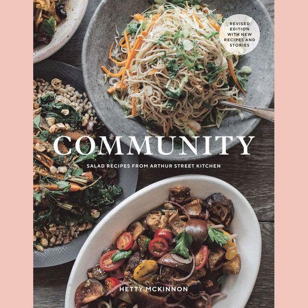'Community: Salad Recipes From Arthur Street Kitchen,' by Hetty McKinnon