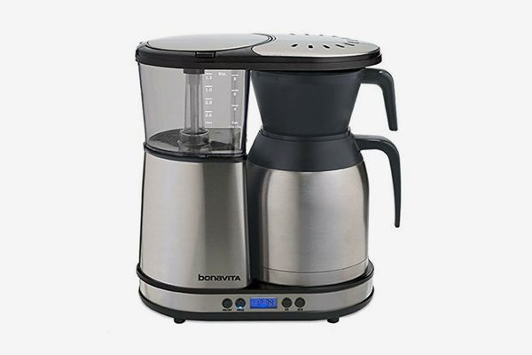 Bonavita Programmable Coffee Maker with Thermal Carafe