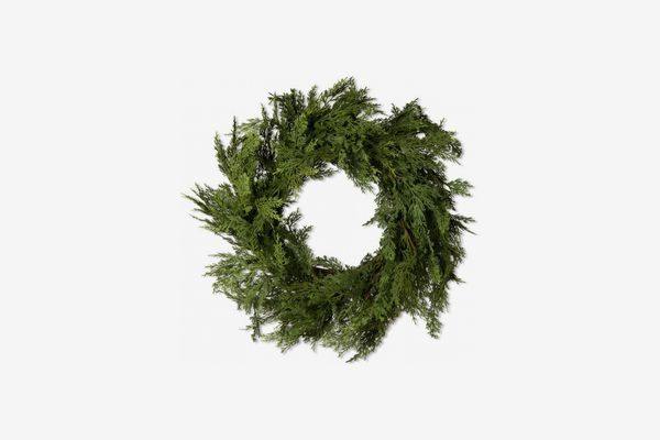 Cypress Wreath, 24""