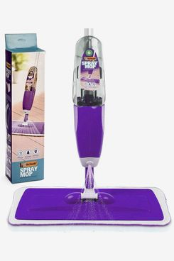 Vorfreude Floor Mop with Integrated Spray