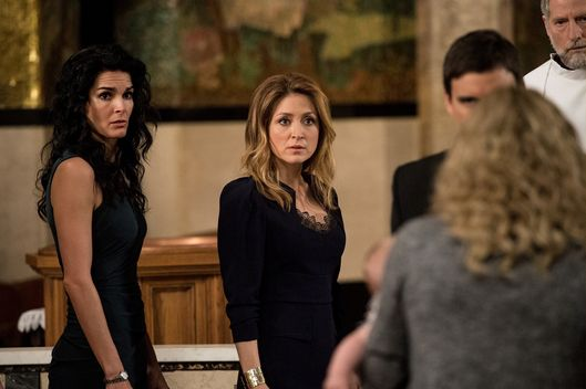"""RIZZOLI & ISLES""""But I'm a Good Girl"" / Ep 405TNTPh: Darren Michaels"