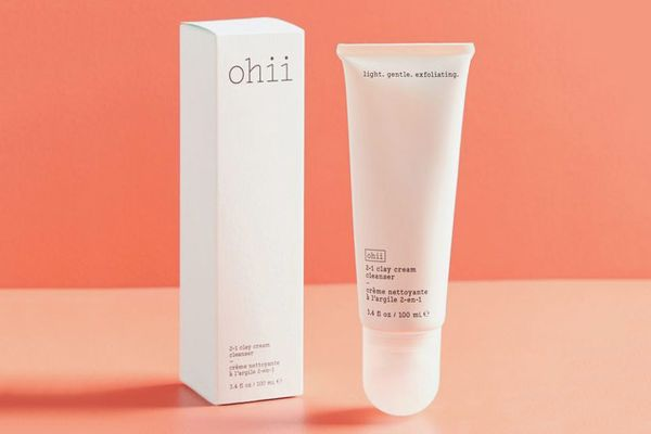 ohii 2-1 Clay Cream Cleanser
