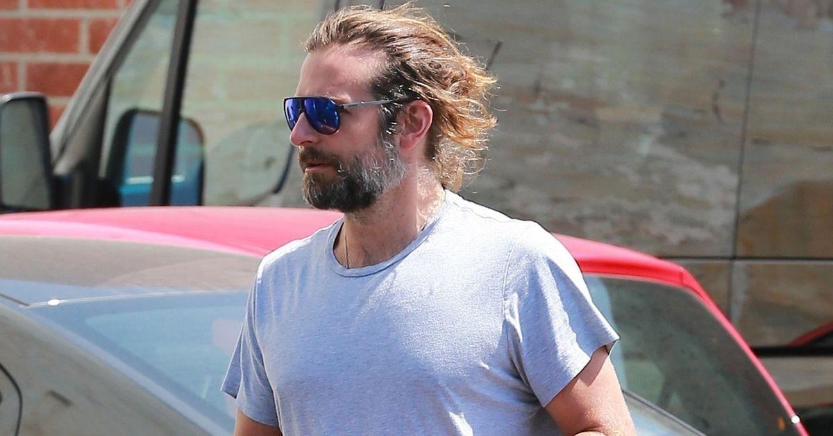 Bradley Cooper Is Going Gray After Birth Of Lea De Seine