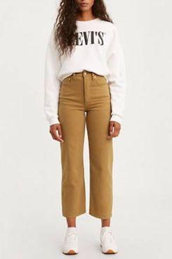 Levi's Ribcage Straight Ankle Women's Pants